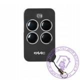 Пульт FAAC XT4 433 RC Серый