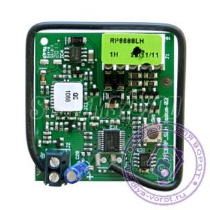 RP2 433 RC Двухканальный приемник FAAC
