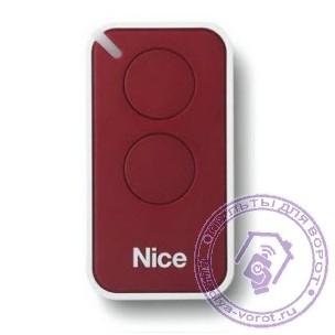 Пульт NICE INTI2R красный