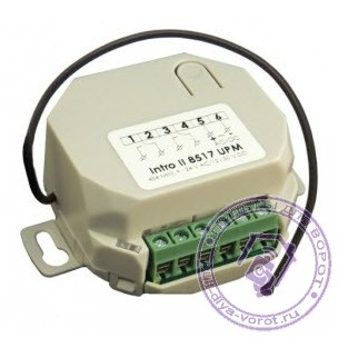 NERO INTRO II 8517 UPM