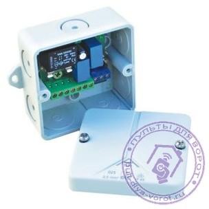 Одноканальное радиоуправление NERO RADIO 8113 IP65-1000