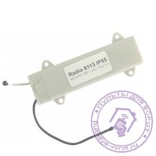 Одноканальное радиоуправление NERO RADIO 8113 IP55 В КОРОБ
