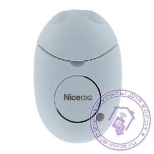 Инструкция NICE OX2
