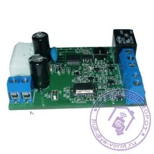 Инструкция FAAC DHR 868