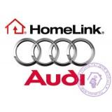 Программирование HomeLink AUDI