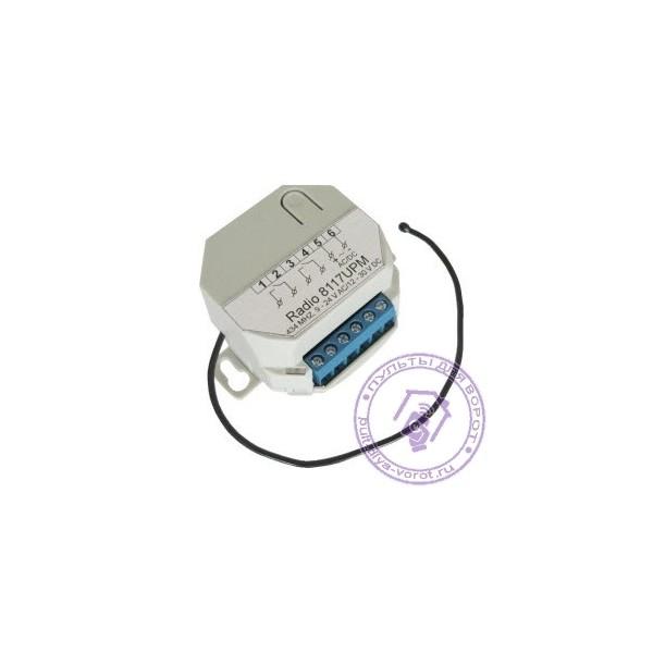 инструкция radio 8117 upm-1000