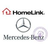 Программирование HomeLink Mercedes-Behz