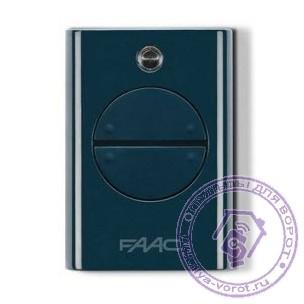 Пульт FAAC XT4 433 RC Синий