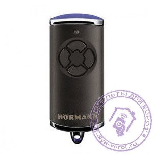Пульт HORMANN HSE4-868-BS черный матовый